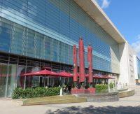 Foto Alsterta Einkaufszentrum Vorplatz