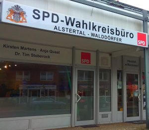 Foto Abgeordnetenbüro Alstertal- Walddörfer